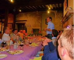 Evening Meal & Presentations