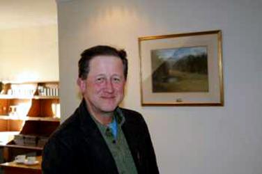 Tim Sykes who farms 1300 acres near Denmead, Hampshire